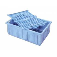 Плаваючий ящик для відсадження риби
