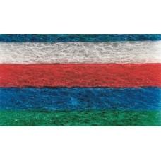Червоний мат Матсумі 2000х1000х50